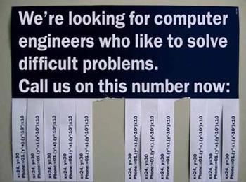 Geek Phone Number