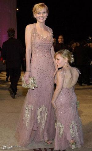 Kirsten Dunst's Mini-Me