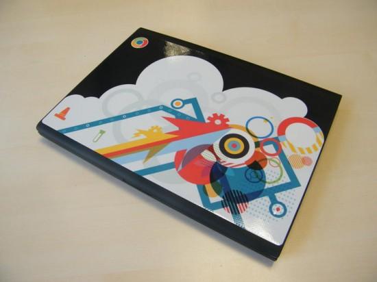 Google Chrome OS Protoype