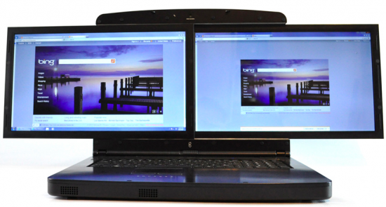 gScreen Dual Screen Laptop