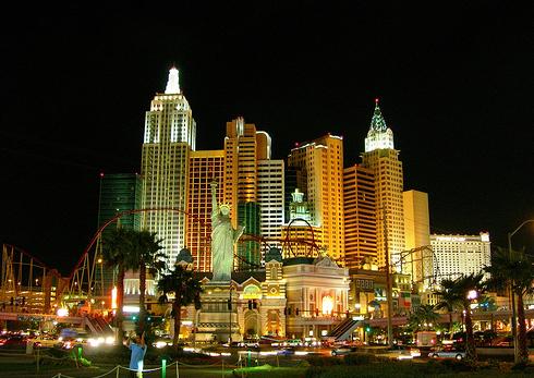 NYC in Las Vegas