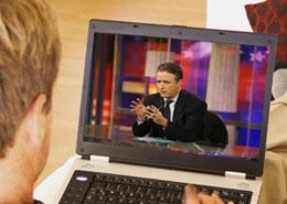watchtv via laptop