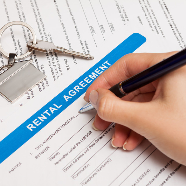 finding a rental property