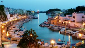Boat Harbor In Ciutadella My Trending Stories